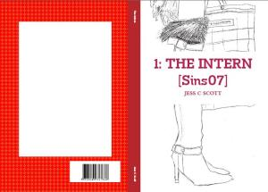 The Intern (raw cover)