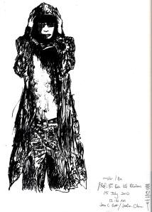 bi rain, sketch