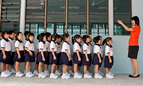 Singapore's Education System – The Truth Behind The Myth