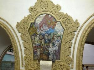 kievskaya-moscow-metro