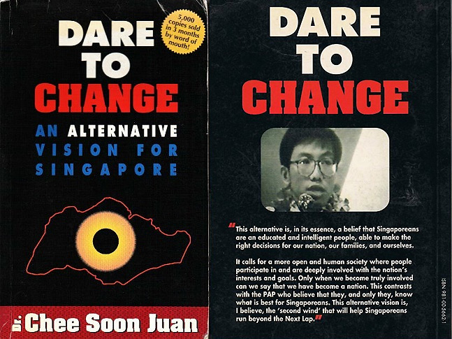 Book Review: Dare to Change, by Chee Soon Juan