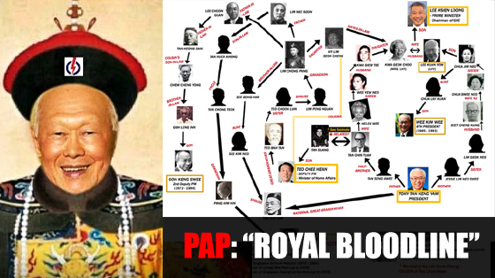 PAP Royal Bloodline: Aristocracy or Meritocracy?