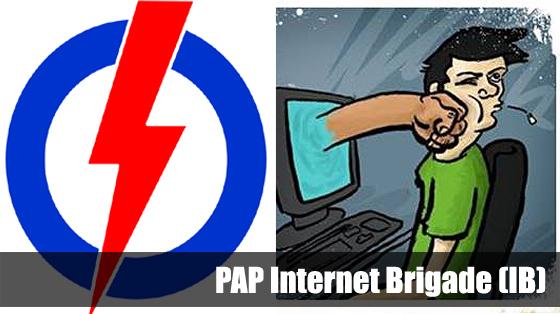 PAP Internet Brigade(IB)