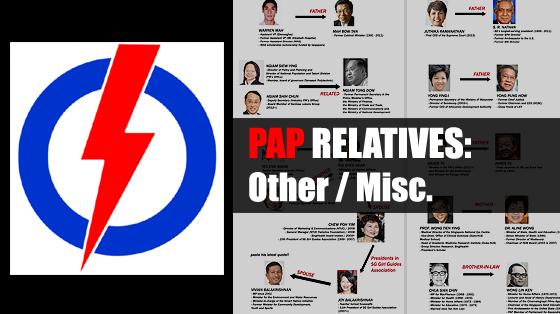 Singapore: Nepotism?