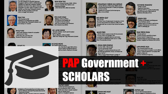 Government and Scholar Scandals
