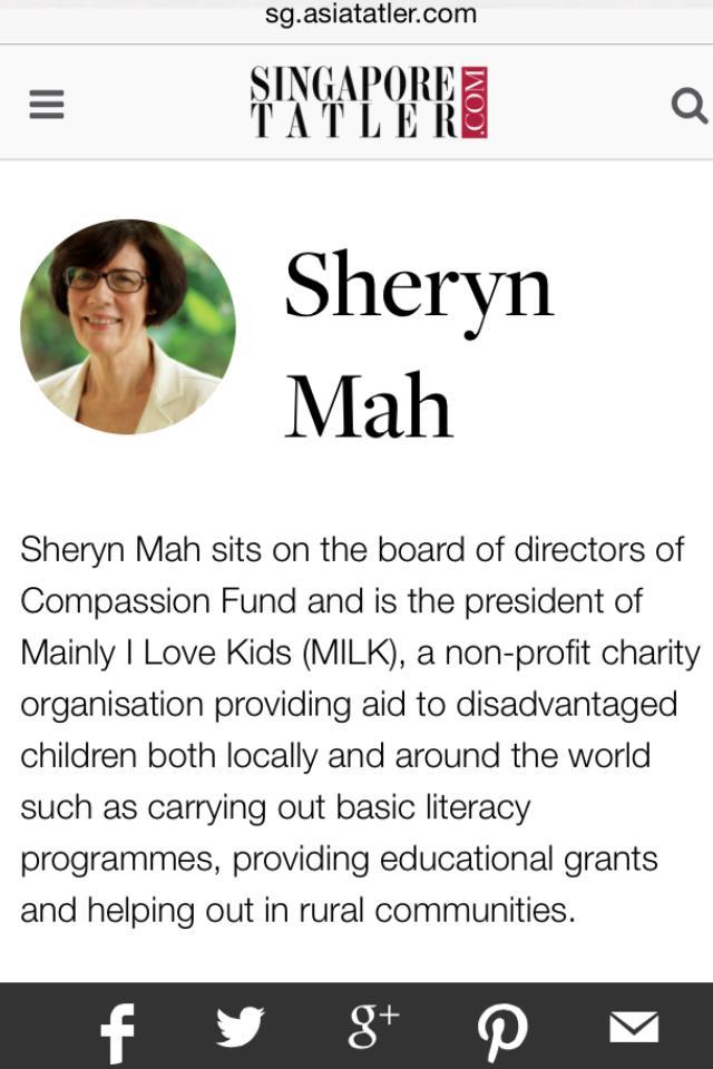 sherynmah