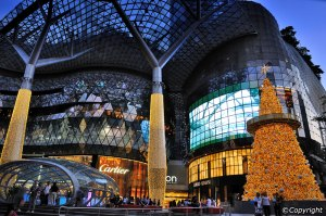 PR version of ION Orchard. Image from Singapore-Guide.com.