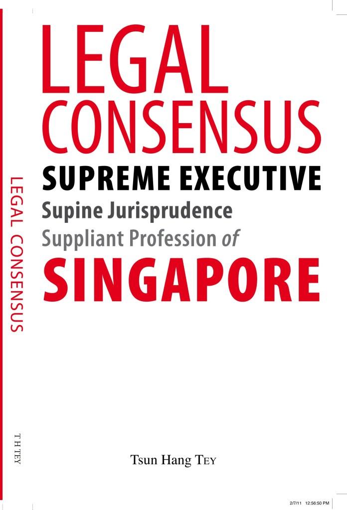legal consensus book
