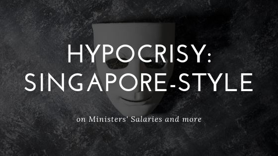Singapore: Double Standards